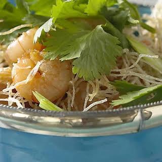 Mi Krop (Thai Noodle Dish).