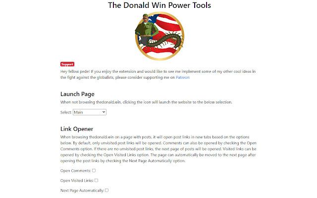Patriots Win Power Tools