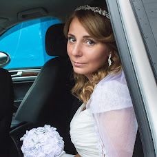 Wedding photographer Yuliya Kuzmina (Ylyastik). Photo of 09.10.2015