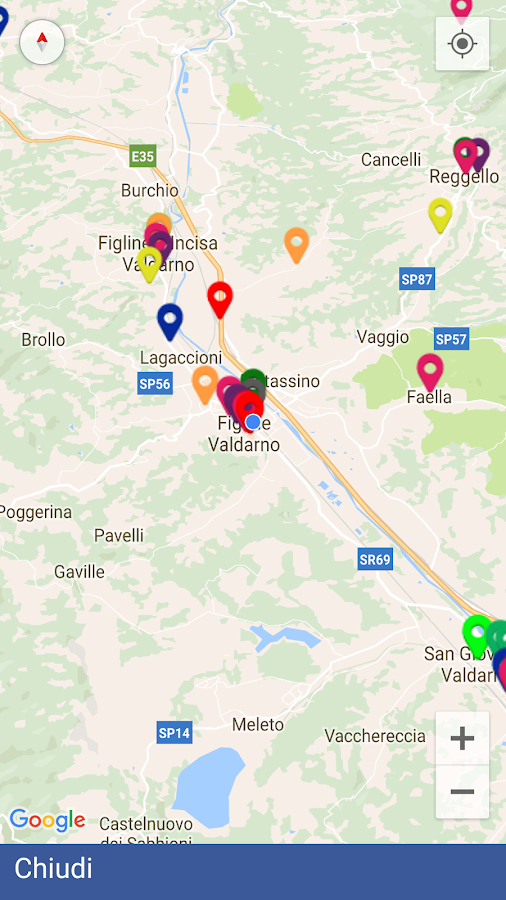 Tra Mamme - Toscana- screenshot