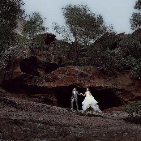 Wedding photographer Ivan Zamanukhin (Zamanuhin). Photo of 26.10.2017
