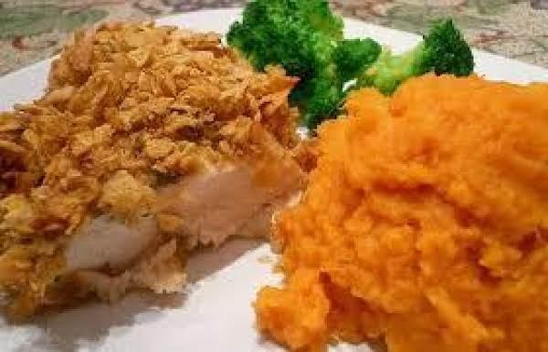 Baked Cornflake Chicken Recipe