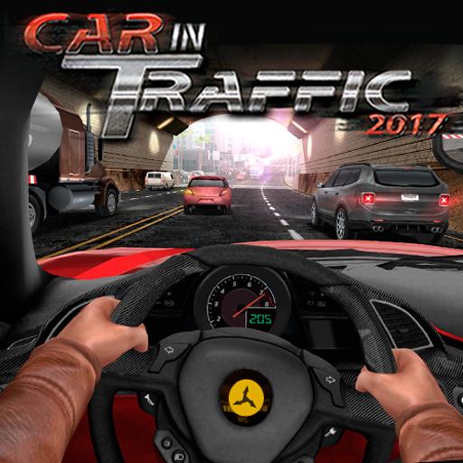Car In Traffic 2017