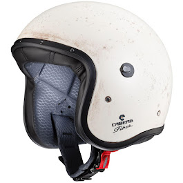 Caberg Freeride Old White