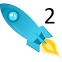 Level Up Exp Booster 2 icon