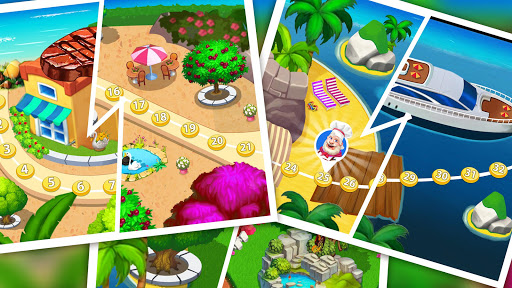 Cooking Lover Tycoon - Cooking Adventure Game  άμαξα προς μίσθωση screenshots 2