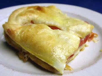 Antipasto Squares Recipe