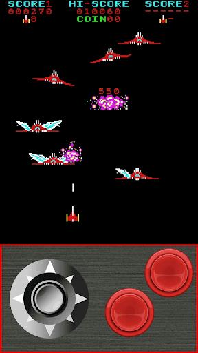 Télécharger Retro Pleiades Arcade APK MOD 2