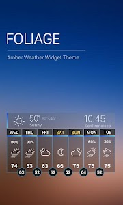 News & Weather App Widgets screenshot 0