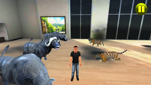 Alive Museum Night Visit 1.5 screenshots 3