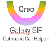 Galaxy SIP Outbound Call Helper