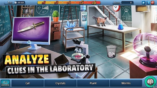 Criminal Case: The Conspiracy MOD (Unlimited Energy/Examine) 3