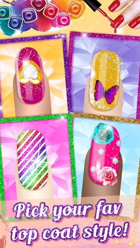 Fashion Nail Salon + Memory Game 1.6 screenshots 2