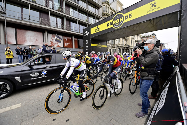 Ronde zorgt in Vlaanderen voor nieuw kijkcijferrecord