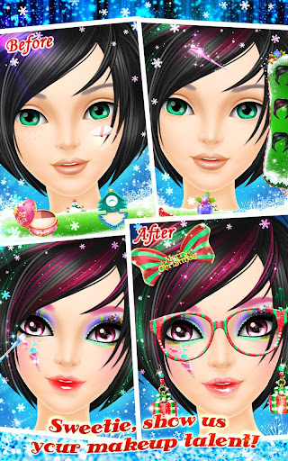 Makeup Me: Christmas 1.0 screenshots 4