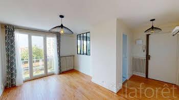 Appartement 3 pièces 51,66 m2