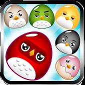 Bubble Shooter Birds Game