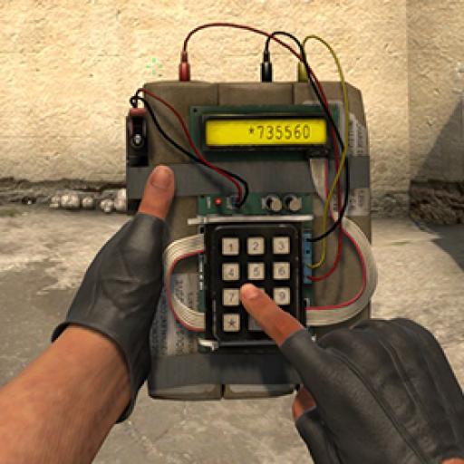 How to change csgo bomb code