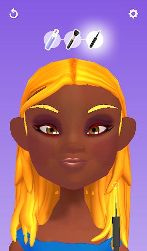 Perfect Makeup 3D  screenshots 17