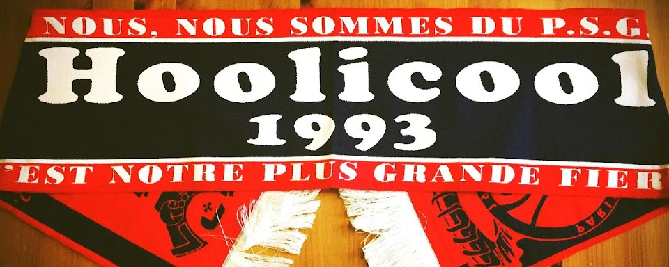 écharpe PSG Hoolicool 1993