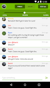 RazerGo chat for Pokémon GO v2.0.7