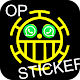 OP ONE PIIEECCEE Sticker for (WAStickerApps) APK