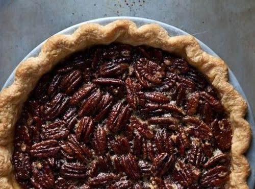 Pic From Food52 Dot Com; Closest Internet Photo I Could Find...not Of My Actual Pie.