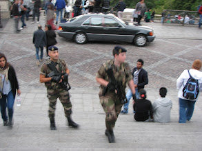 Photo: Sep 14, after Benghazi attack French are on alert