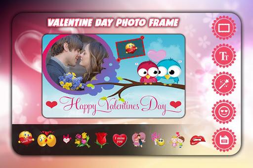 Valentine Day Photo Frame 2018 1.13 screenshots 4
