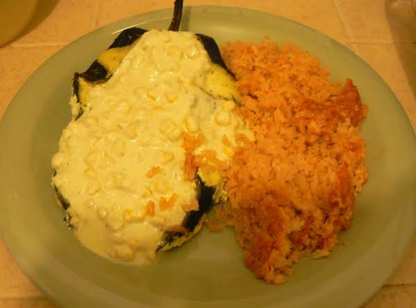 ~chiles Poblanos Stuffed With Tuna~ Recipe