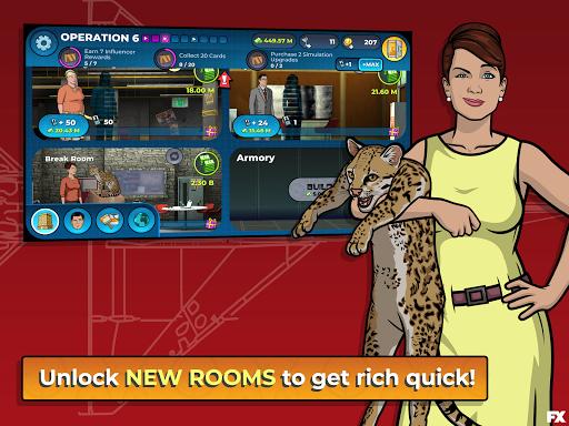 Archer: Danger Phone apktram screenshots 14