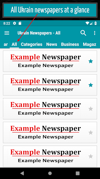 Ukraine Newspapers - новости украины