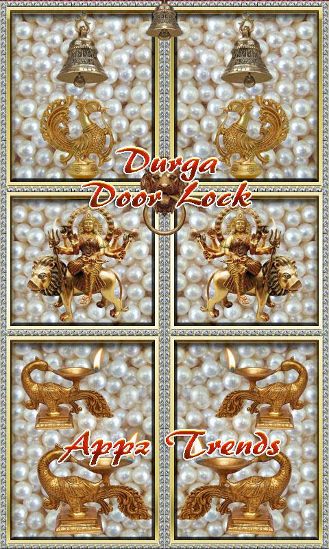 Durga Mata Temple Doors Lock- screenshot