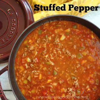 Gluten Free Stuffed Peppers Recipes