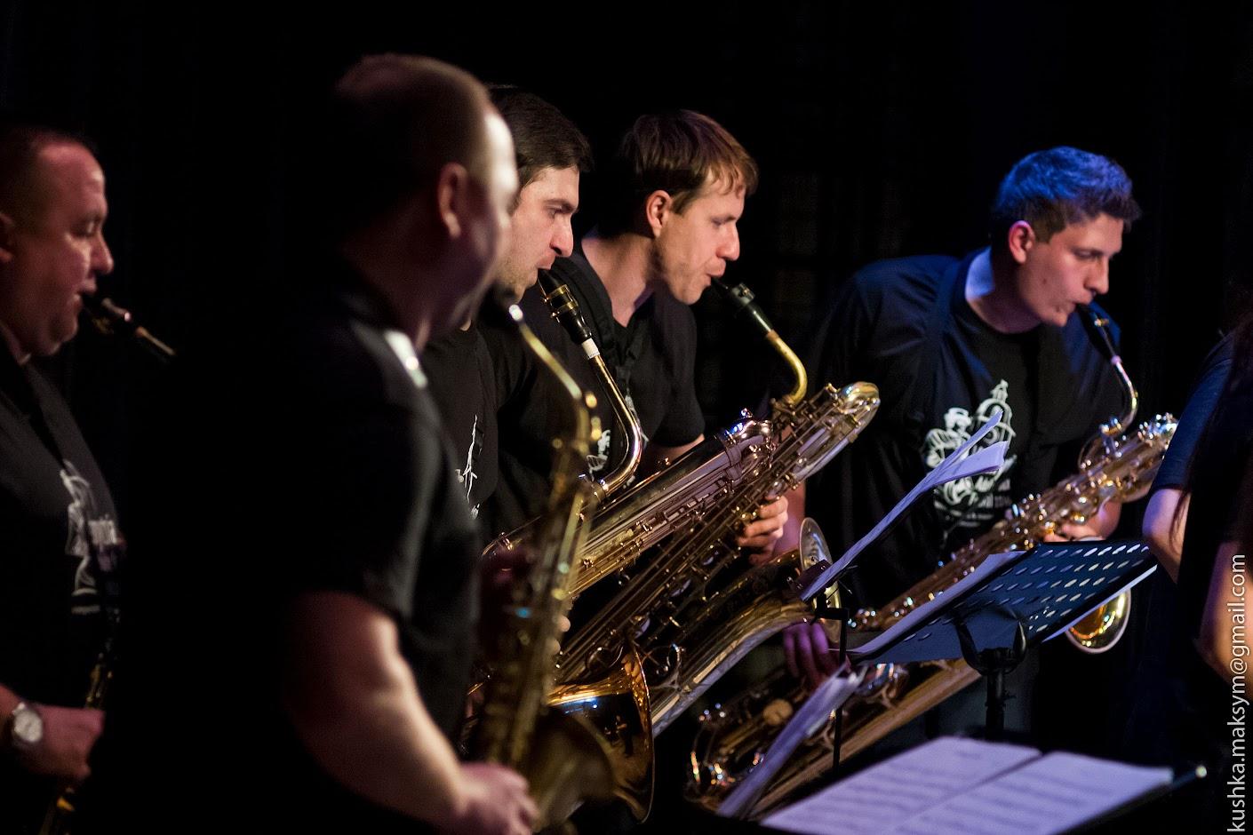 Ансамбль українських саксофоністів з французьким диригентом запрошує  вінничан на велику європейську прем'єру