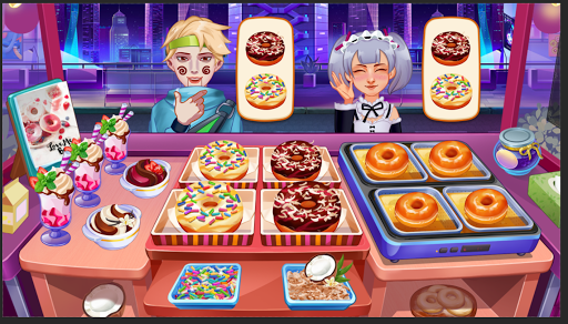 Cooking Master :Fever Chef Restaurant Cooking Game apkpoly screenshots 5