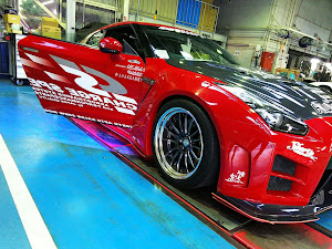 NISSAN GT-R  R35のカスタム事例画像 Chargespeed GT-Rさんの2018年10月24日01:25の投稿