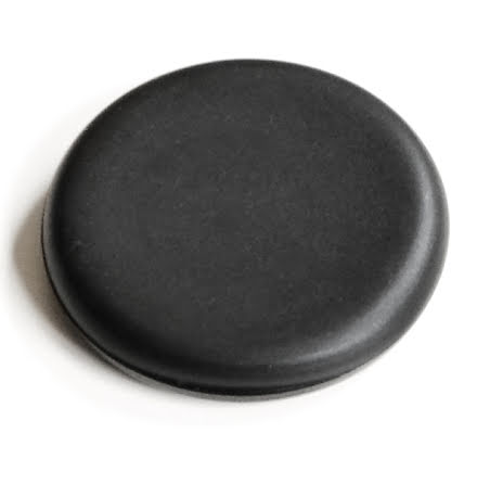 Magneter glastavlor, svarta, 5