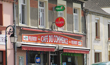 Photo: Day 6 - Typical French Bar