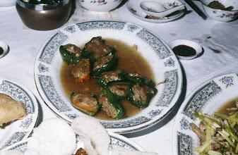 Photo: 04616 広州市郊外/人民公社/食堂/料理