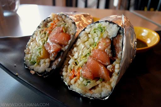 nori sushi burrito manila