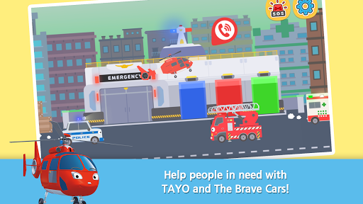 TAYO The Brave Cars 1.0.0 screenshots 1