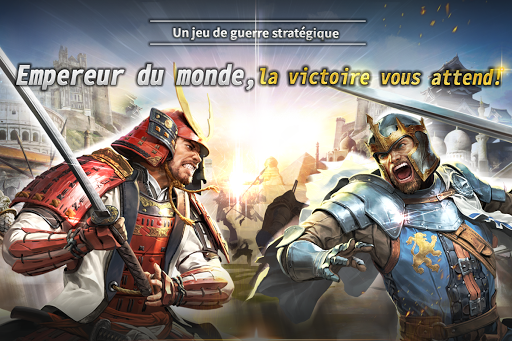 Civilization War - Battle Strategy War Game  captures d'u00e9cran 1
