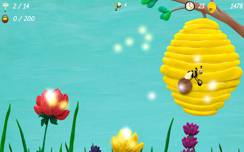 Clay Bee HD- screenshot thumbnail