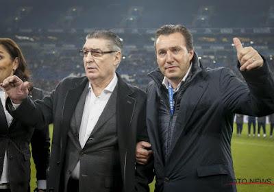 """Marc Wilmots garde la foi dans son ancien club : """"Je ne les vois pas encore relégués"""""""