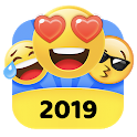 Smiley Emoji Keyboard - GIF, Emoji, Keyboard Theme icon