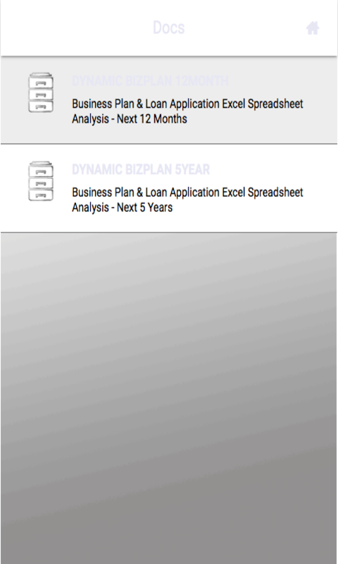 DYNAMIC BIZPLAN 1YR 5YR- screenshot