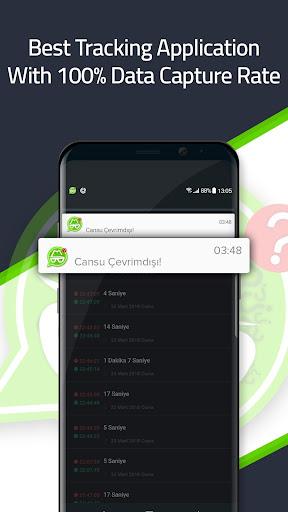 App Usage Analysis : Tracker for WhatsApp
