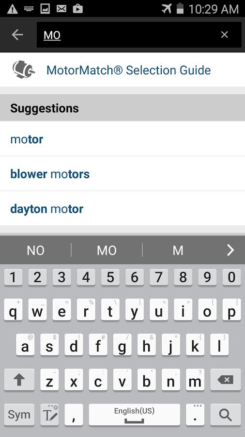 Grainger Mobile - screenshot