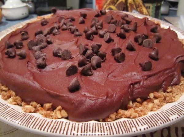 Irish Crème Moussecarpone Pie Recipe